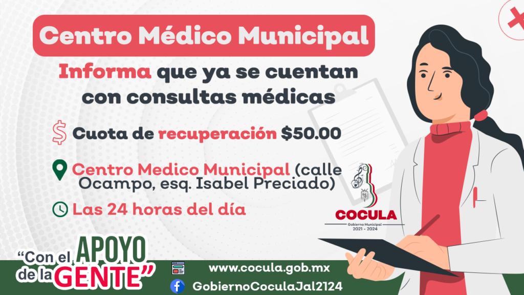 Consutas Medicas.